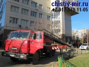 вымыть окна в Москве