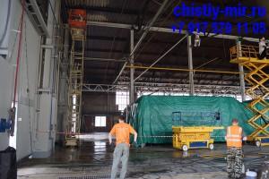 уборка складских помещений