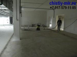 уборка ремонта после строительства