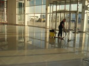 услуги по уборке офисов