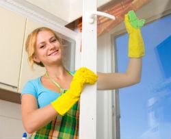вымыть окна в квартире - легко!
