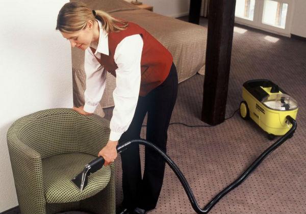 Чем почистить стулья в домашних условиях